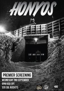 BBC Presents: Honyos Premier