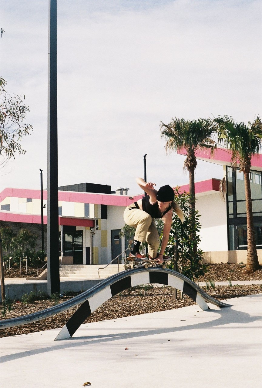 Skating Skateboarding, Aimee Massie